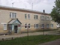 1 этаж Терапевтическое отделение