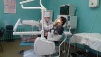 Стоматологическая установка в п. Мирный